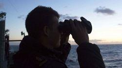 Australia cambia el área de búsqueda del avión malasio ante