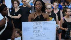 EEUU vive otra noche de protestas por la violencia policial contra los