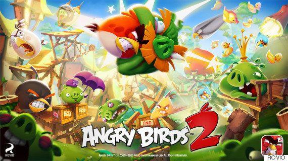 La empresa de 'Angry Birds' despide al 38% de su