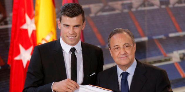 ¿Fichó el Real Madrid a Bale con dinero