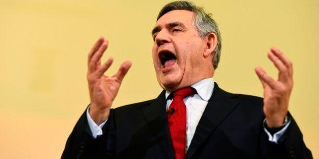 Gordon Brown impulsa la ampliación de la autonomía escocesa tras el
