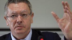 Gallardón destaca la necesidad de cambiar el sistema electoral para acercar a