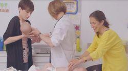 El pediatra: el médico del bebé y el psicólogo de los