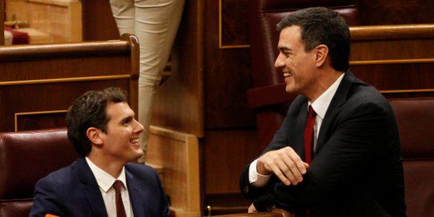 El PSOE cree que llegará a un acuerdo con Ciudadanos