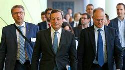 Draghi asume que la recuperación