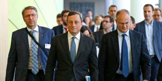Draghi advierte de que la recuperación