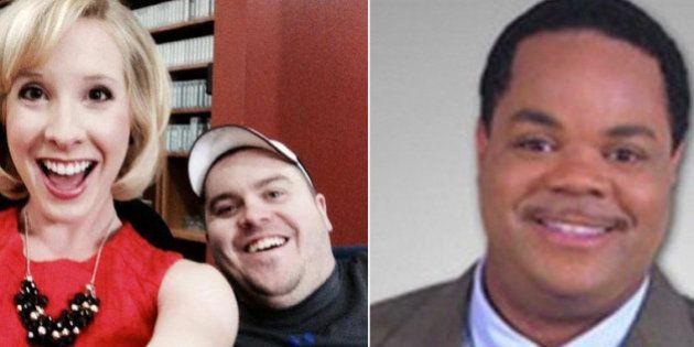 Así fue el asesinato de dos periodistas en directo en Virginia