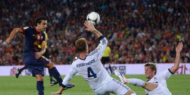 Barcelona-Real Madrid: Los azulgrana vencen (2-1) con goles de Neymar y