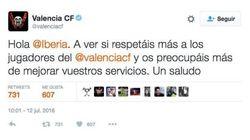 La broma de Iberia en Twitter que indignó al