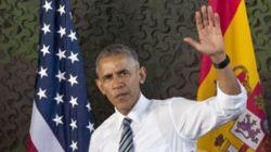 El misterioso caso de las fotos de Obama con Sánchez, Iglesias y