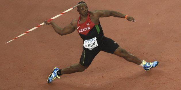 Julius Yego, el campeón del Mundo de jabalina que aprendió viendo vídeos de