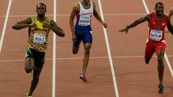 Bolt también vuela en los