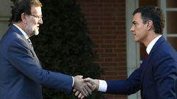 Rajoy cierra su ronda de contactos para la investidura con un Sánchez que le dirá