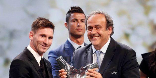 Messi, elegido mejor jugador en Europa de la temporada