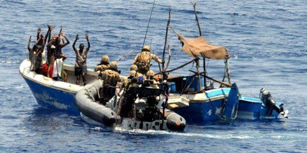 La piratería en el Cuerno de África: un negocio 300 millones de