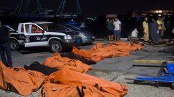 Cientos de víctimas al hundirse dos barcos de refugiados en el