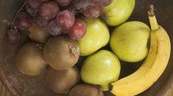 El lugar donde guardas la fruta determina cuándo se echará a
