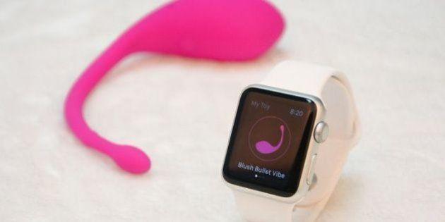 Blush, el primer juguete sexual de Apple
