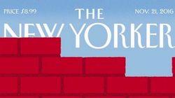 Las portadas de 'The New Yorker' cuando ganó Obama y cuando ganó