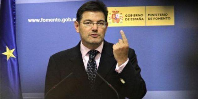 Rafael Catalá Polo, nuevo ministro de Justicia en sustitución de