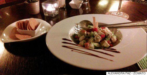 Seis restaurantes para saborear