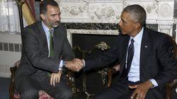 El rey Felipe se reúne con Obama en Nueva York