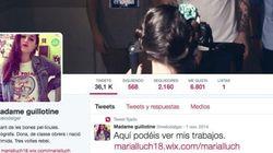 Condenada a un año de cárcel por sus tuits sobre las víctimas de