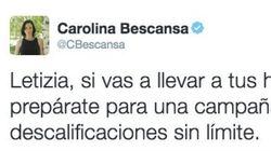 La irónica advertencia de Bescansa a la reina Letizia de la que todo el mundo