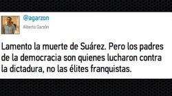 Los políticos se despiden de Suárez en