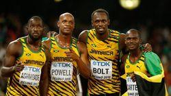 Usain Bolt conquista el triplete dorado con el oro de Jamaica en la final