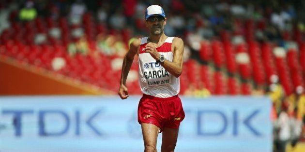 García Bragado, noveno en su duodécimo