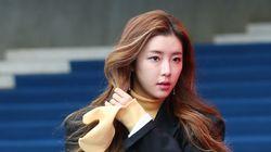 박한별이 '드라마 하차 없다'는 입장을