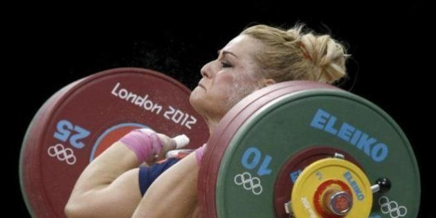 Lydia Valentín gana el oro de Londres 2012: