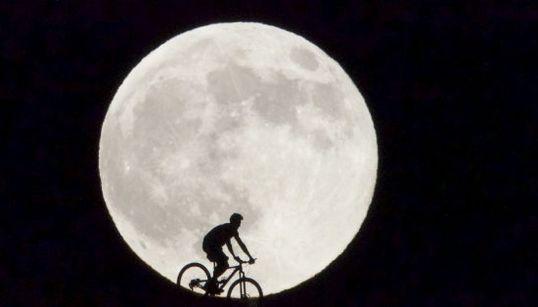 La belleza gigante de la 'superluna'