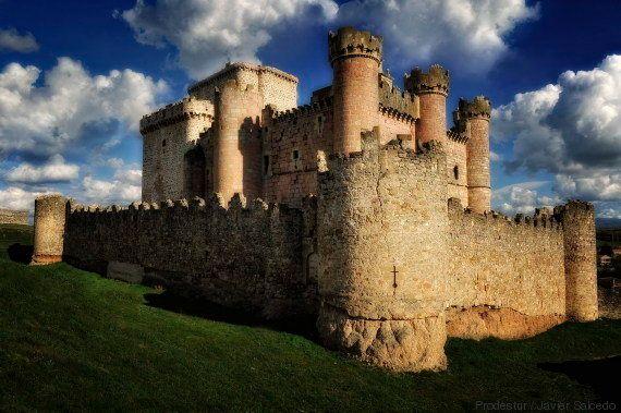 La ruta segoviana de los castillos: siete fortalezas para un fin de