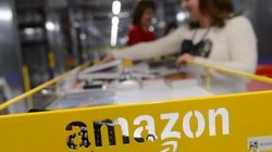 Amazon vende durante el 'Black Friday' 10 artículos por