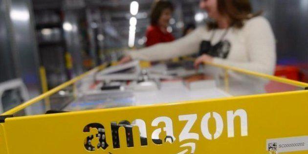 Amazon vende durante el 'Black Friday' 10 artículos por