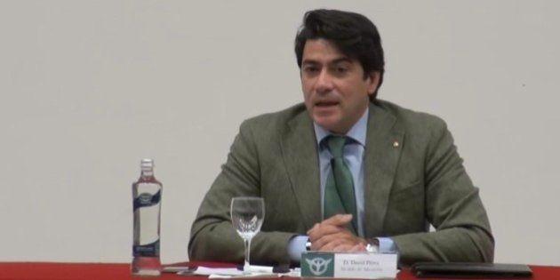 El alcalde de Alcorcón, sobre su vídeo machista: