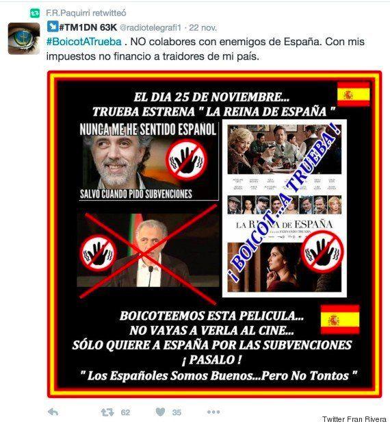 Fran Rivera pide apoyo al boicot a