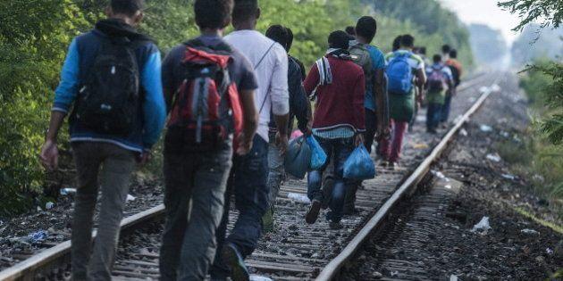Migrantes y refugiados: cronología de la crisis humanitaria en