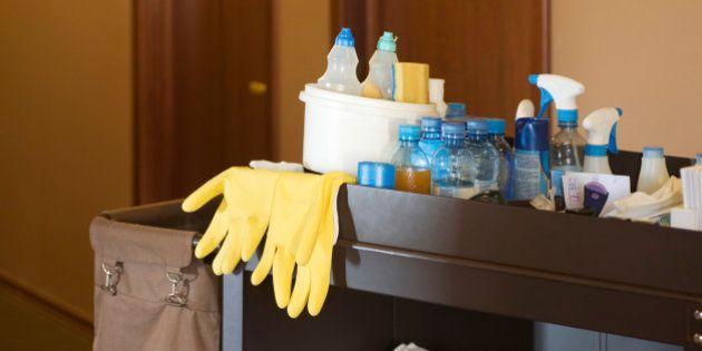 Las limpiadoras de hoteles denuncian su precariedad: