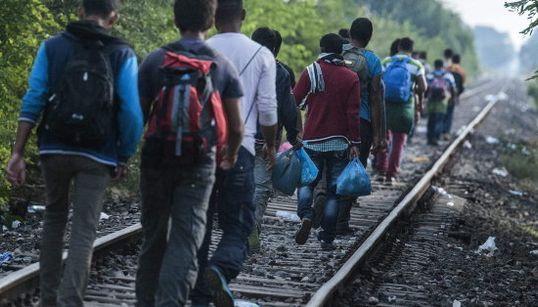 Así se han multiplicado las noticias sobre migrantes y refugiados en