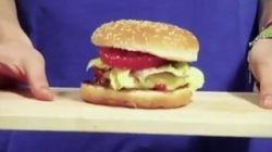 ¿Eres tan torpe que no sabes ni hacer una hamburguesa? Una ayudita
