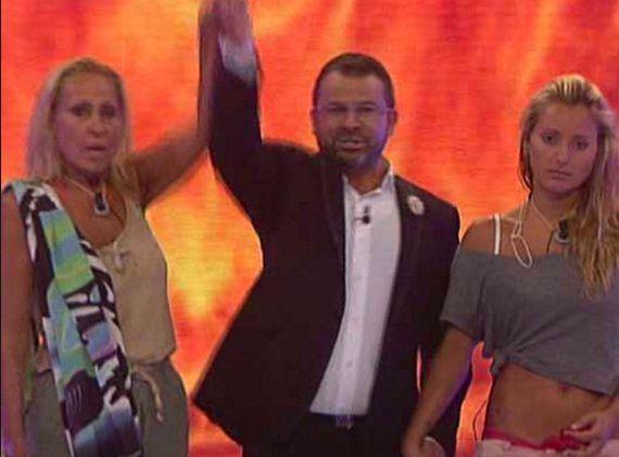 Jorge Javier Vázquez anunció quién era el ganador de 'Supervivientes' antes de decirlo... sin