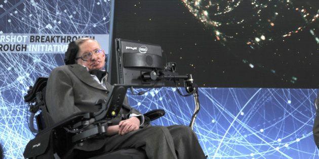 Hawking dice en Vaticano que no se puede preguntar qué hay antes del Big