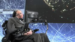 Stephen Hawking habla sobre el Big Bang en el