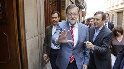 Rajoy busca con