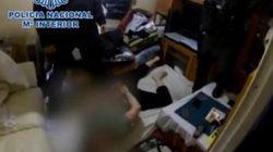 El presunto pederasta, a la Policía: