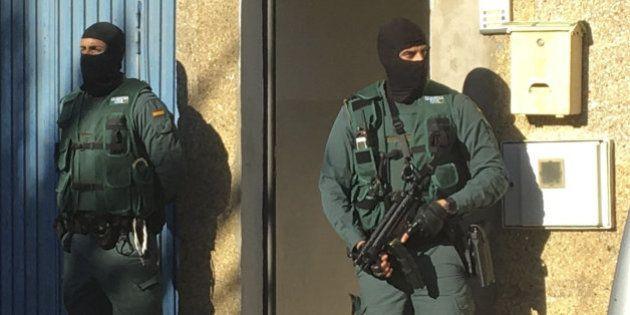Detenidos cuatro integrantes de las redes de inmigración ilegal de