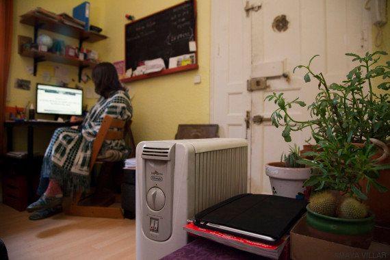 Pobreza energética: cuando trabajas pero no puedes calentar tu